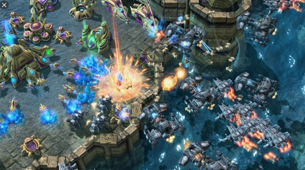 스타 전문 놀이터 How is the StarCraft 2 gameplay?